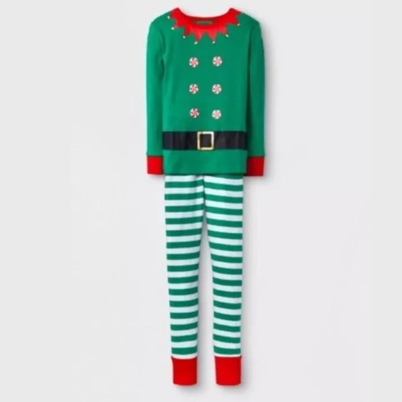 4f78f82d2c Elf toddler pajama 3T NWT 2 pc set Christmas 🎄